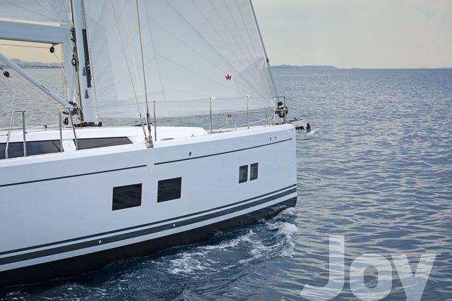 Hanse 548 AC & GEN (JOY)  - 2