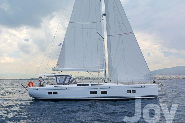 Hanse 548 AC & GEN (JOY)  - 7