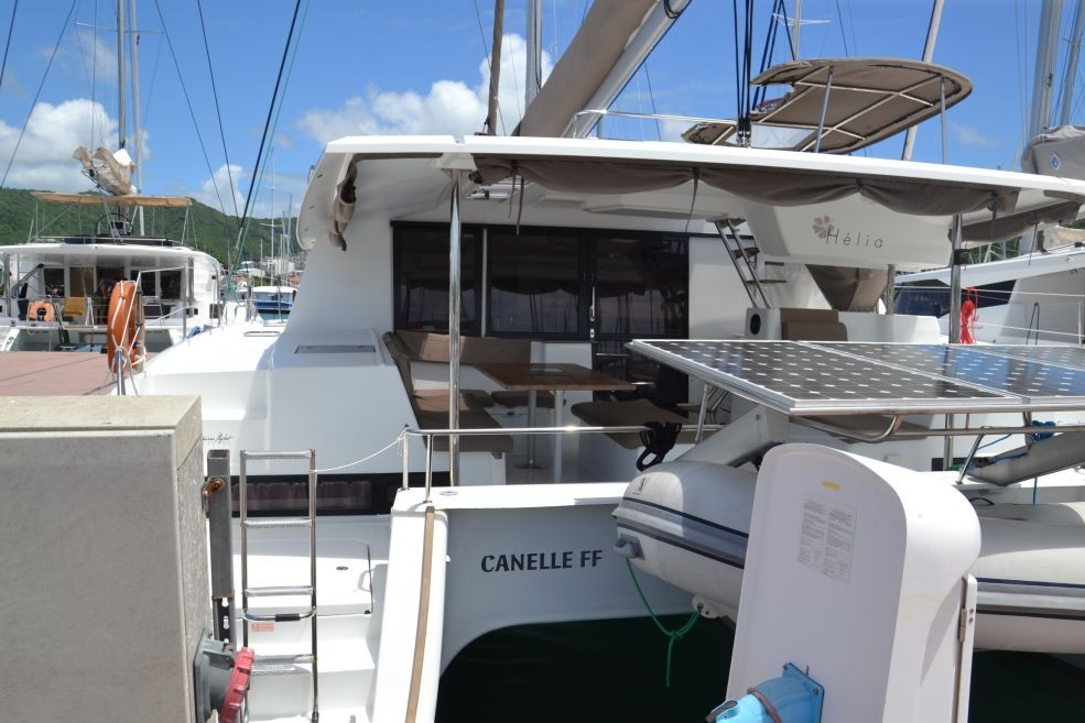 Helia 44 with watermaker (CANNELLE)  - 8