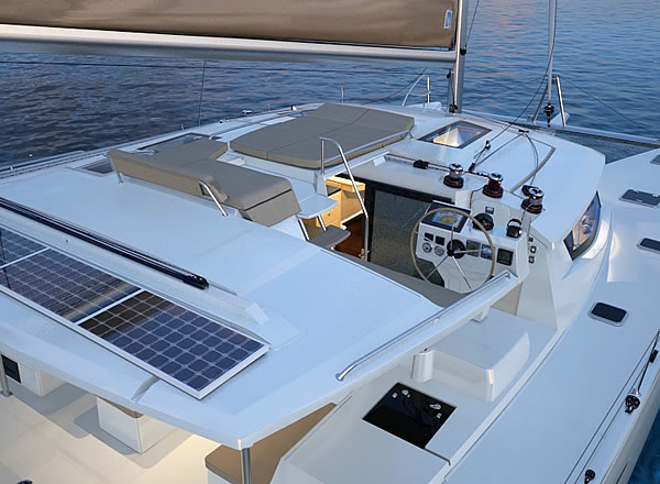 Helia 44 with watermaker (GINGEMBRE)  - 3