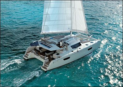 Saba 50 Skippered with watermaker and A/C - PLUS (MA MUSE)  - 0