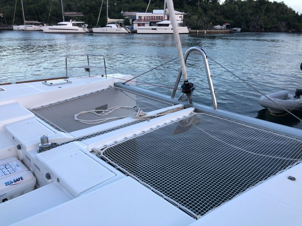 Lagoon 52 F with watermaker & A/C - PLUS (CAMANO)  - 8