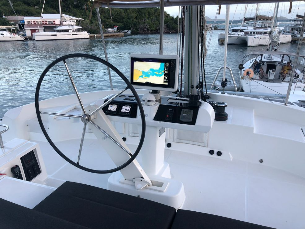 Lagoon 52 F with watermaker & A/C - PLUS (CAMANO)  - 6