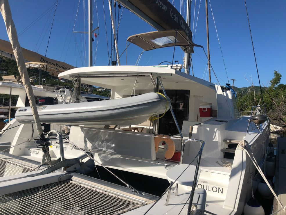Bali 4.5 with watermaker & A/C - PLUS (TONGA)  - 0