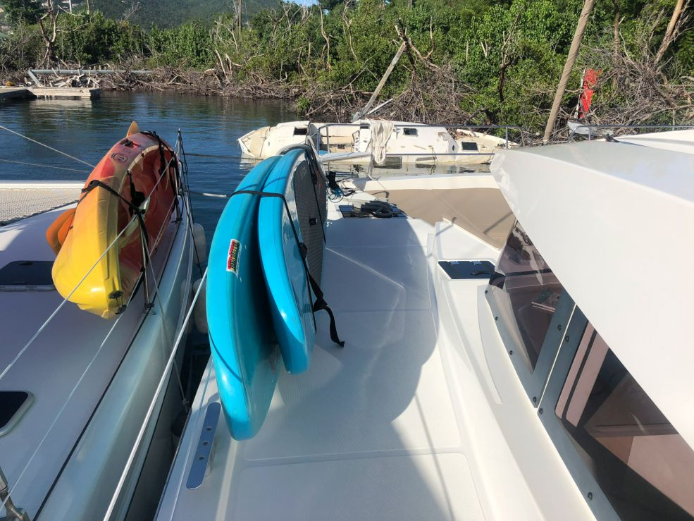 Bali 4.5 with watermaker & A/C - PLUS (TONGA)  - 6