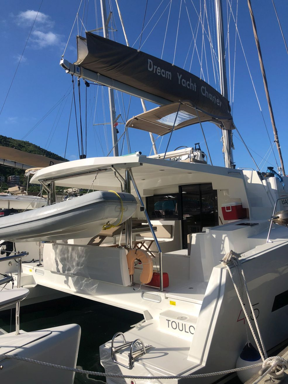 Bali 4.5 with watermaker & A/C - PLUS (TONGA)  - 2