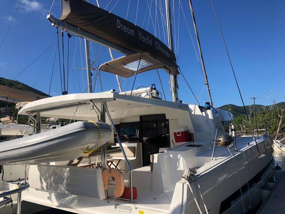 Bali 4.5 with watermaker & A/C - PLUS (TONGA)  - 3