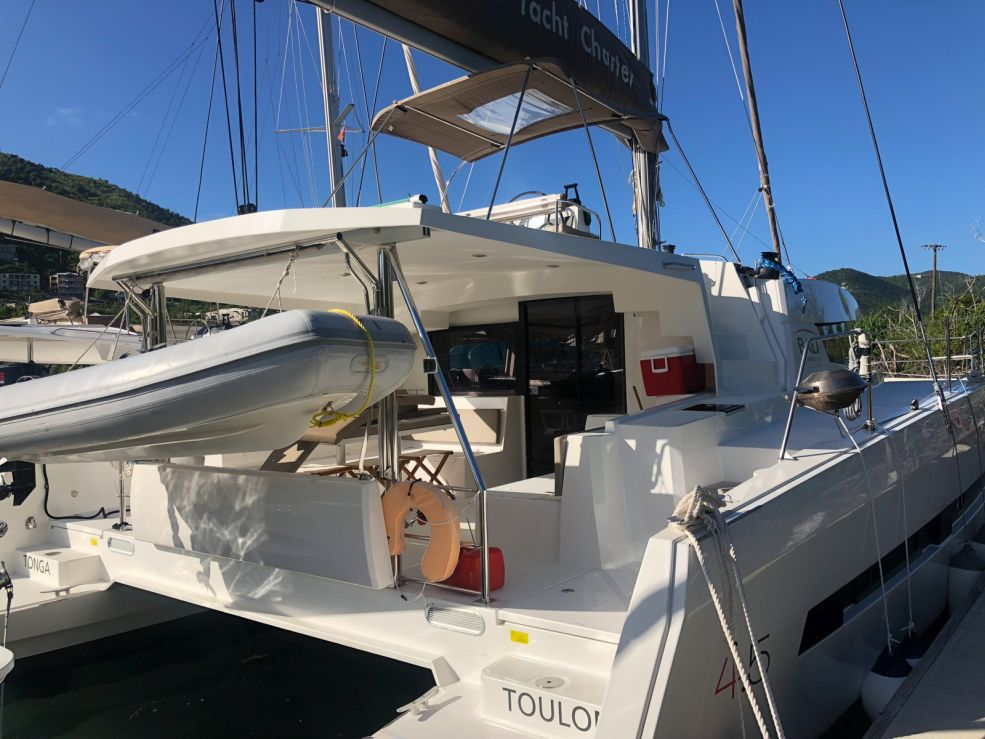 Bali 4.5 with watermaker & A/C - PLUS (TONGA)  - 1