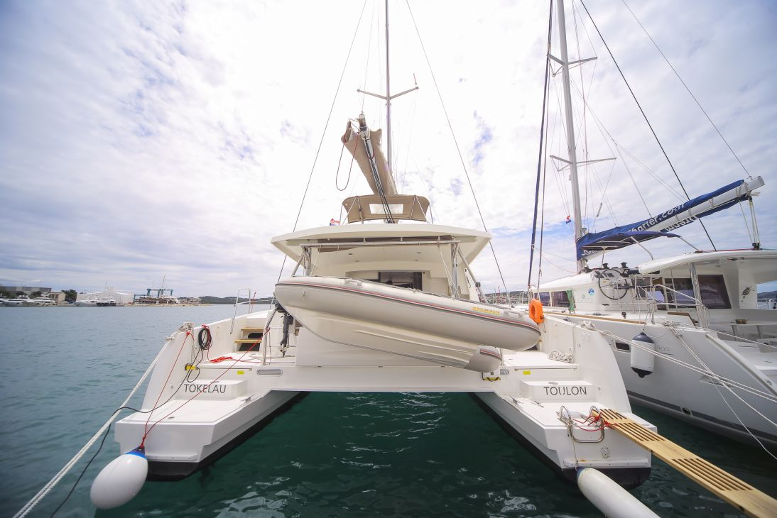 Bali 4.5 with watermaker & A/C - PLUS (TOKELAU)  - 0