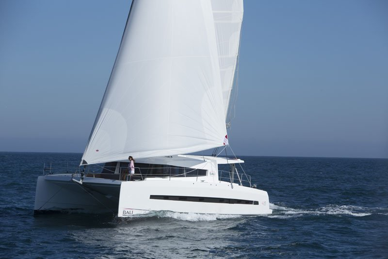 Bali 4.5 with watermaker & A/C - PLUS (TUVALU)  - 0