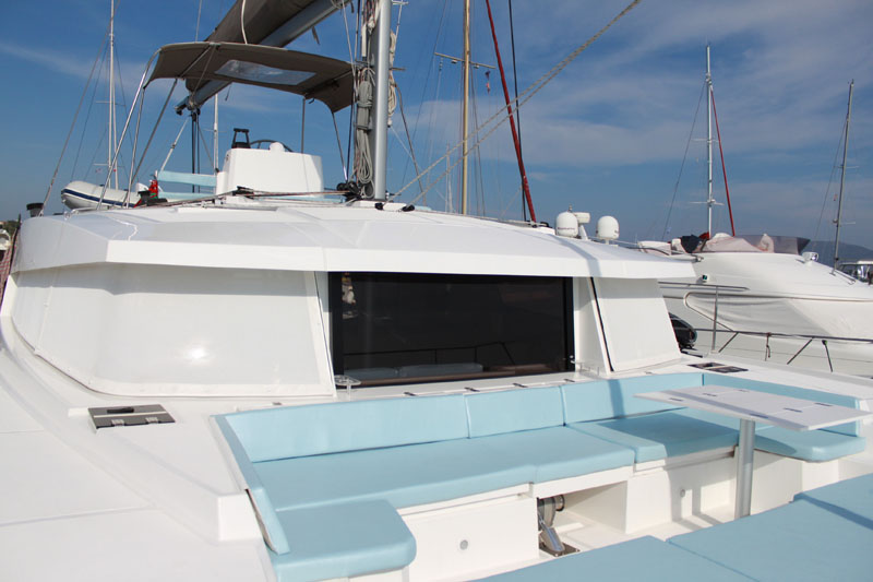 Bali 4.5 with watermaker & A/C - PLUS (TUVALU)  - 7
