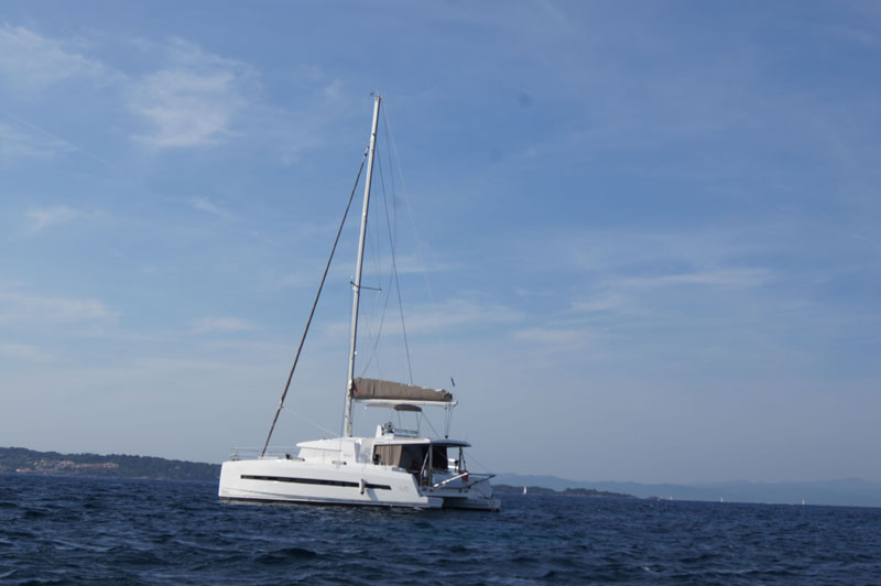 Bali 4.5 with watermaker & A/C - PLUS (TUVALU)  - 1