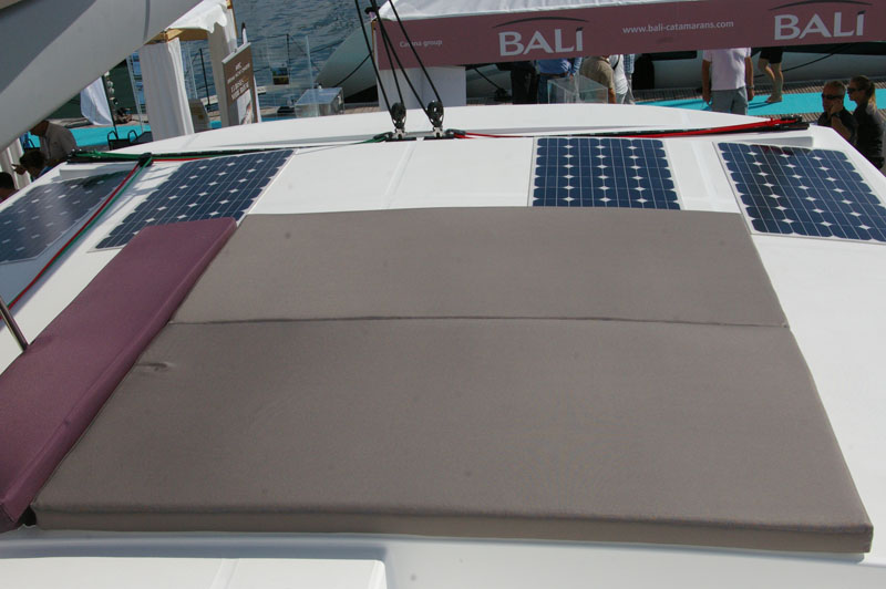 Bali 4.5 with watermaker & A/C - PLUS (TUVALU)  - 9