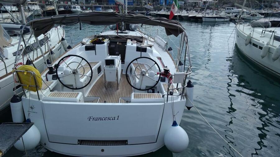 Sun Odyssey 419 (Francesca)  - 0