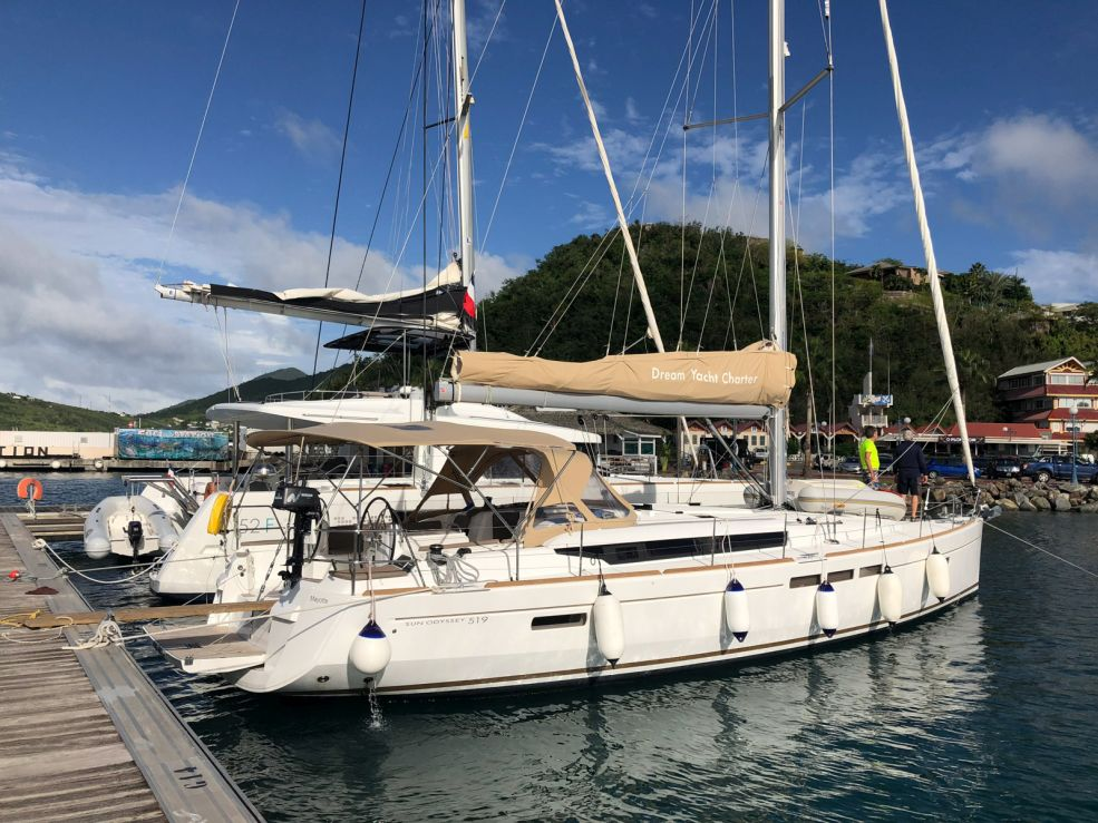 Sun Odyssey 519 with watermaker & A/C - PLUS (MAYOTTE)  - 7