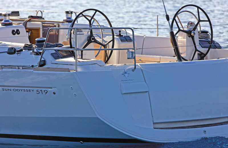 Sun Odyssey 519 with watermaker & A/C - PLUS (MAYOTTE)  - 12