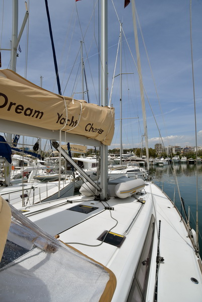 Oceanis 48 with A/C (DESROCHES)  - 8