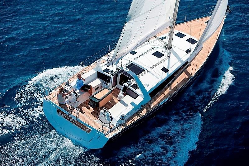 Oceanis 48 with A/C (FARQUHAR)  - 1