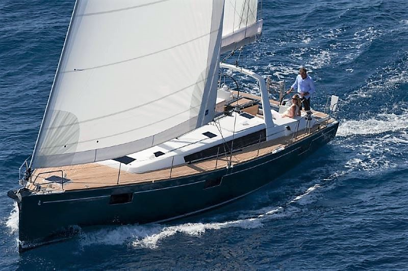 Oceanis 48 with A/C (FARQUHAR)  - 0