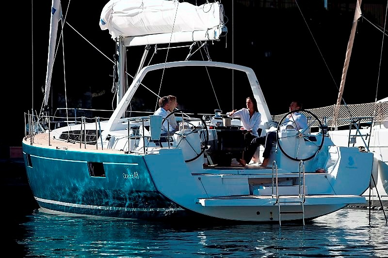 Oceanis 48 with A/C (FARQUHAR)  - 2