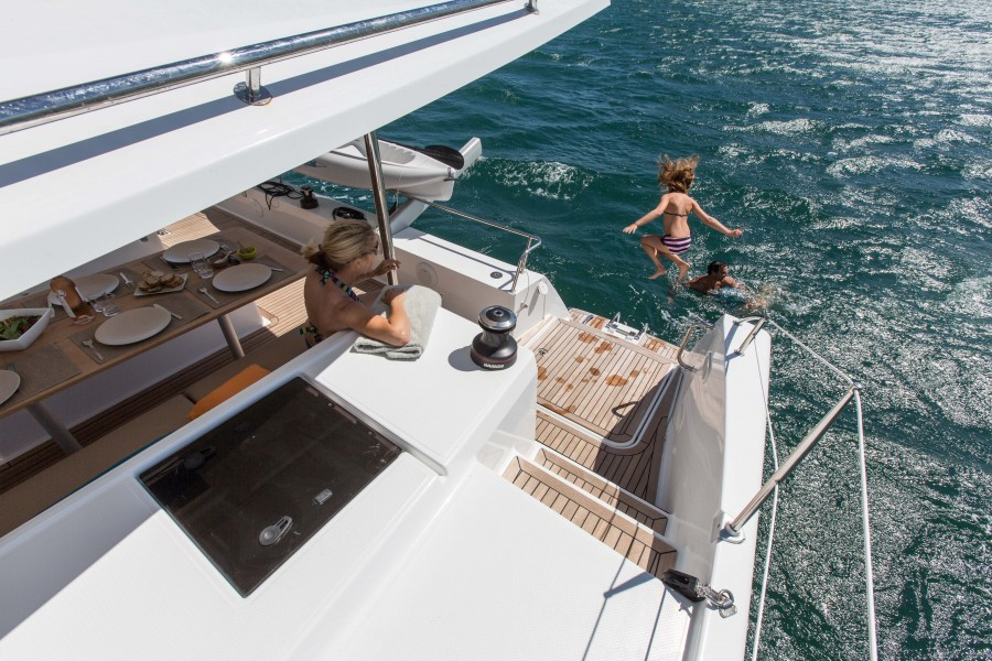 Helia 44 with watermaker & A/C - PLUS (MALENGA)  - 6