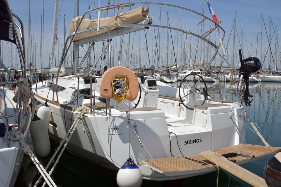 Sun Odyssey 449 (SIKINOS)  - 0