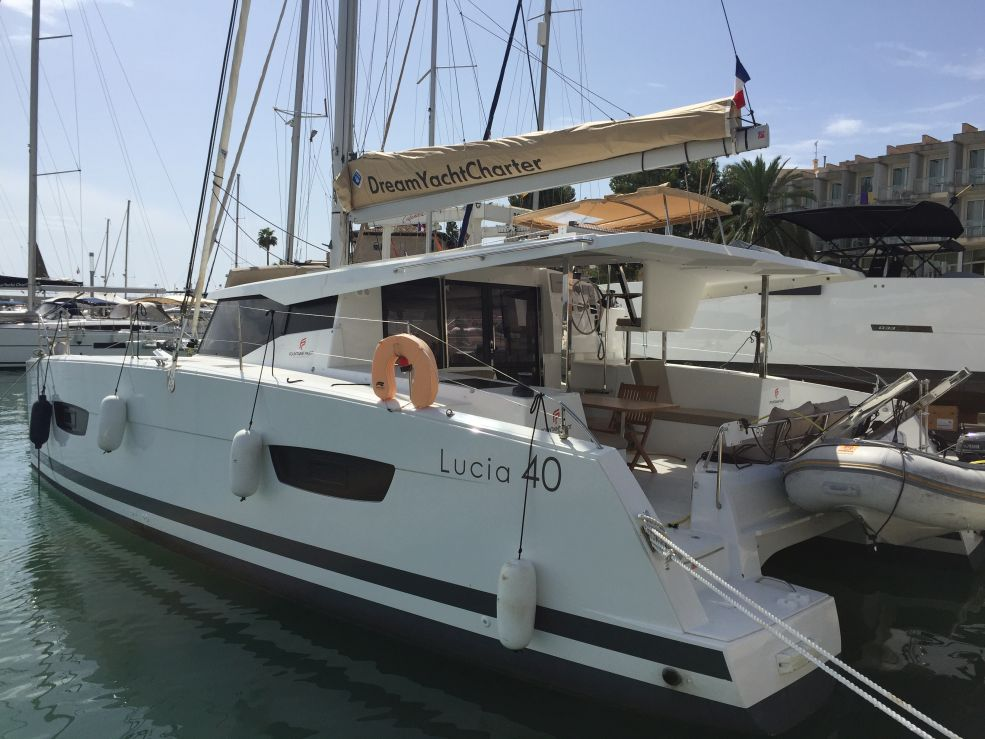 Lucia 40 with watermaker (RATATOUILLE II)  - 2