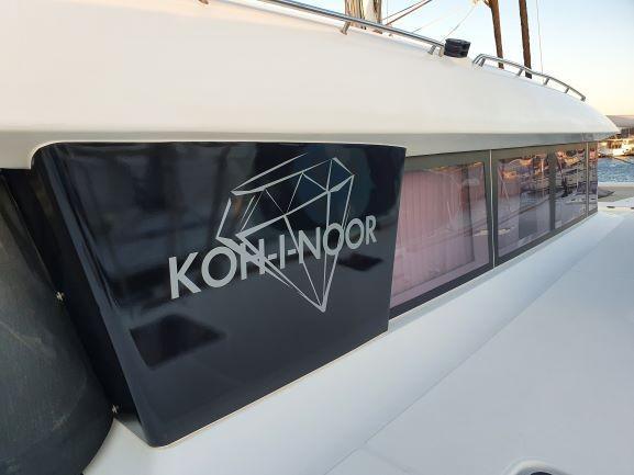 Lagoon 620 (Kohinoor)  - 1