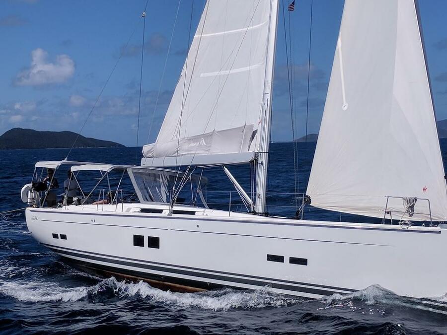 Hanse 575 (Fortiter with Skipper mandatory)  - 3