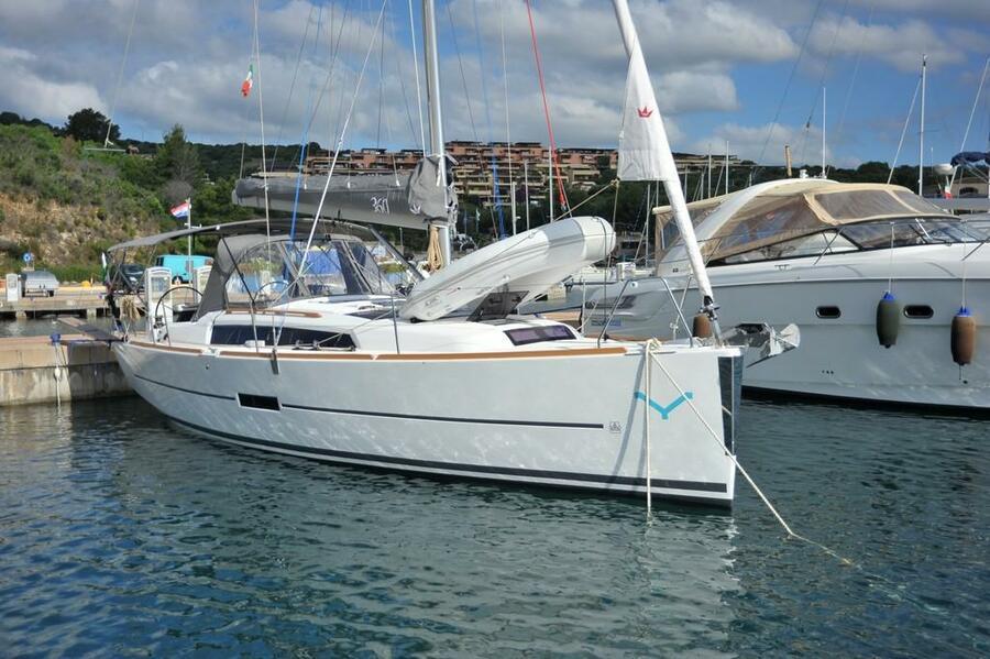 Dufour 360 (Karibu)  - 0