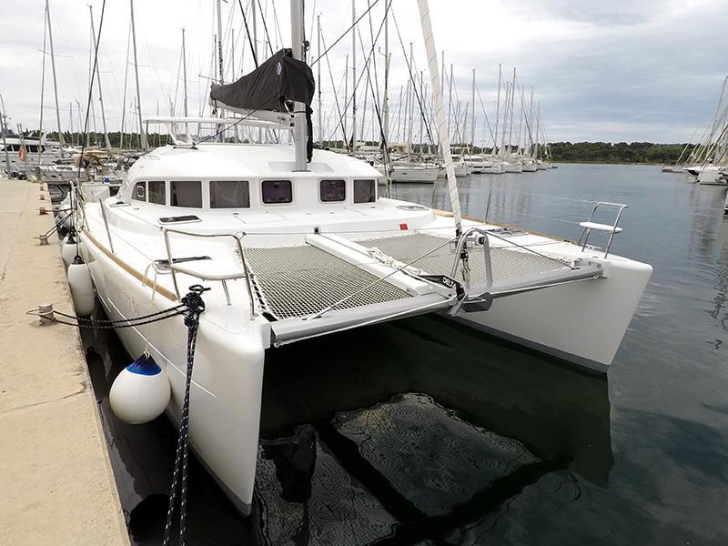 Lagoon 380 (MAYA)  - 14