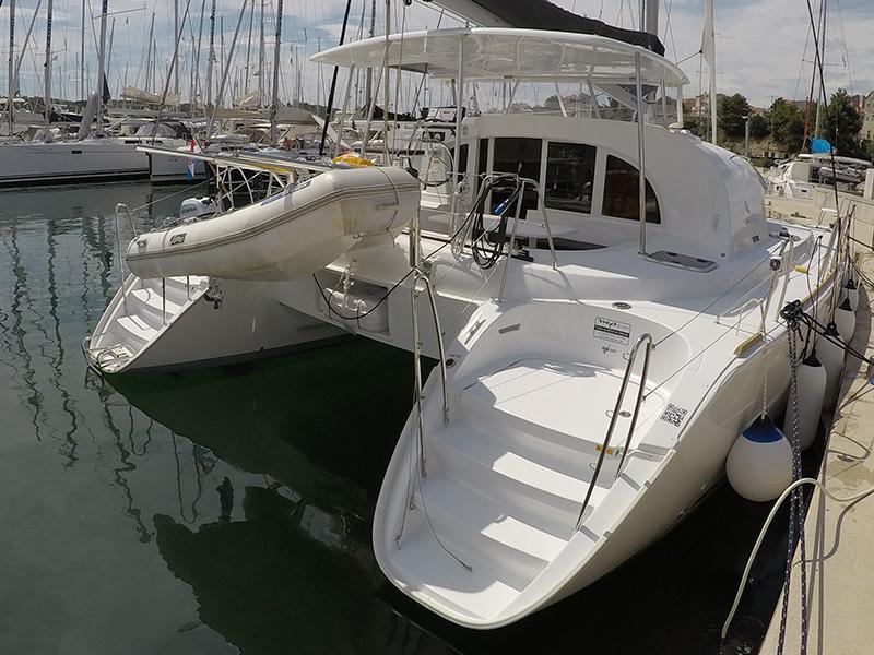 Lagoon 380 (MAYA)  - 11