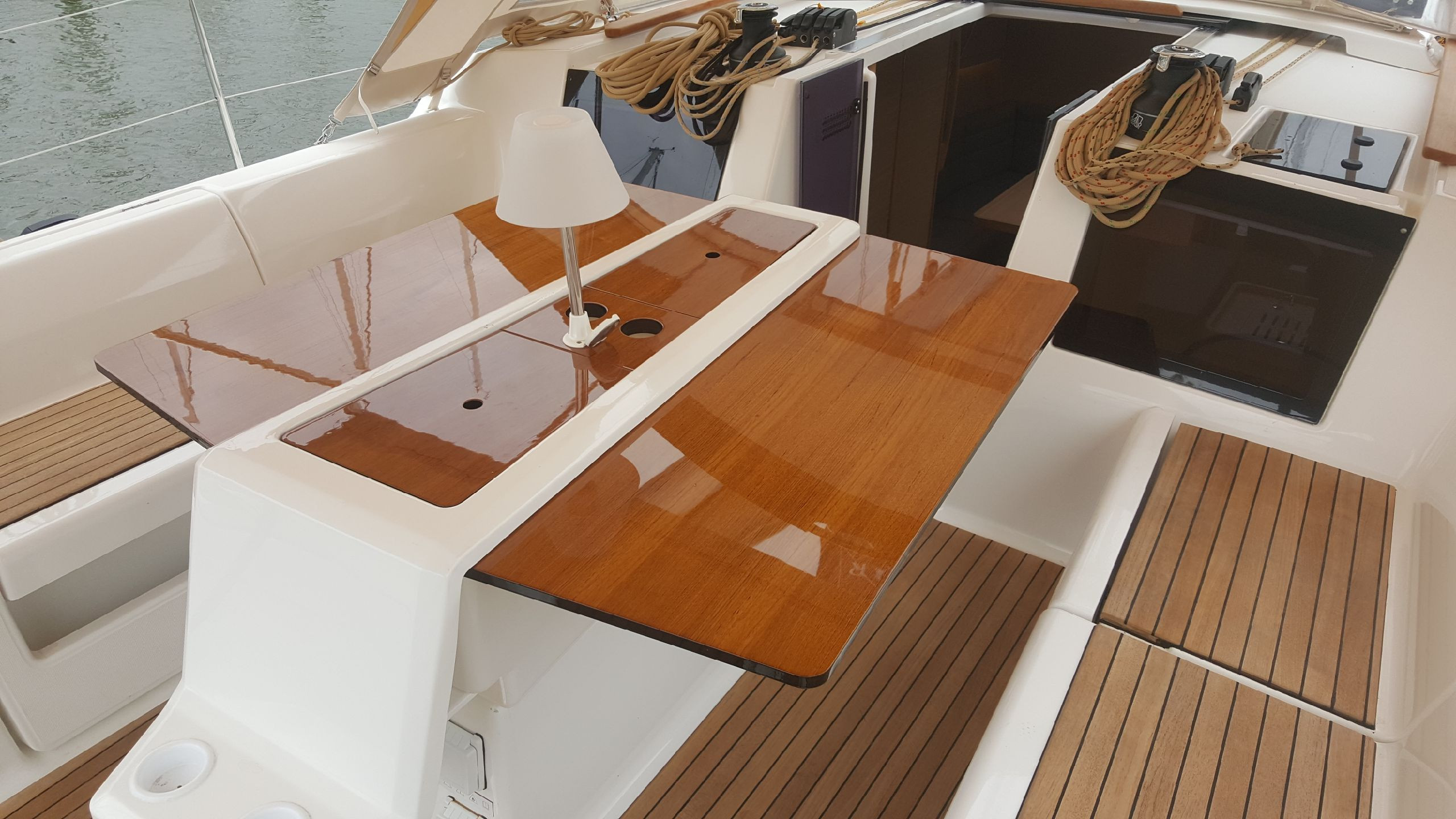 Dufour 412 Adventure with watermaker (LIAISON)  - 0