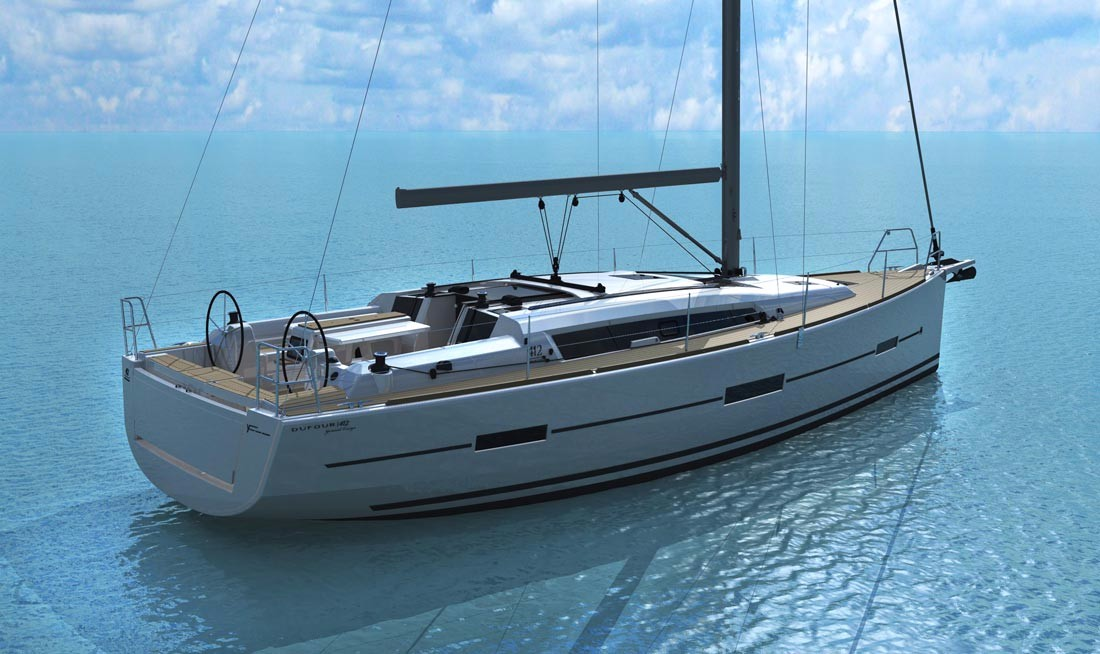Dufour 412 Adventure with watermaker (LIAISON)  - 4