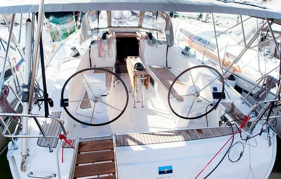 Cruiser 41 (Yvonne)  - 5