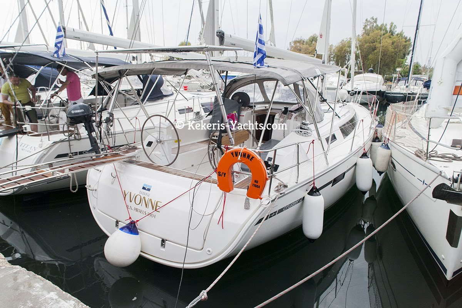 Cruiser 41 (Yvonne)  - 4