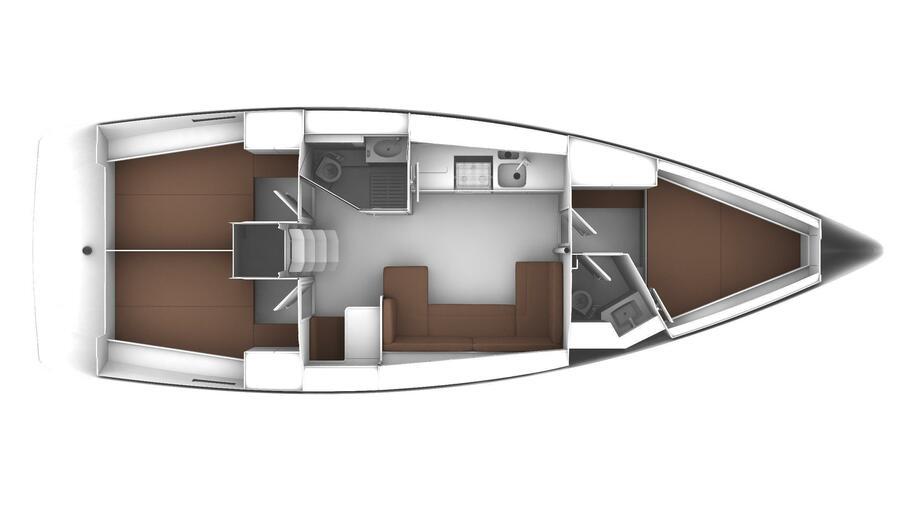 Cruiser 41 (Yvonne)  - 9