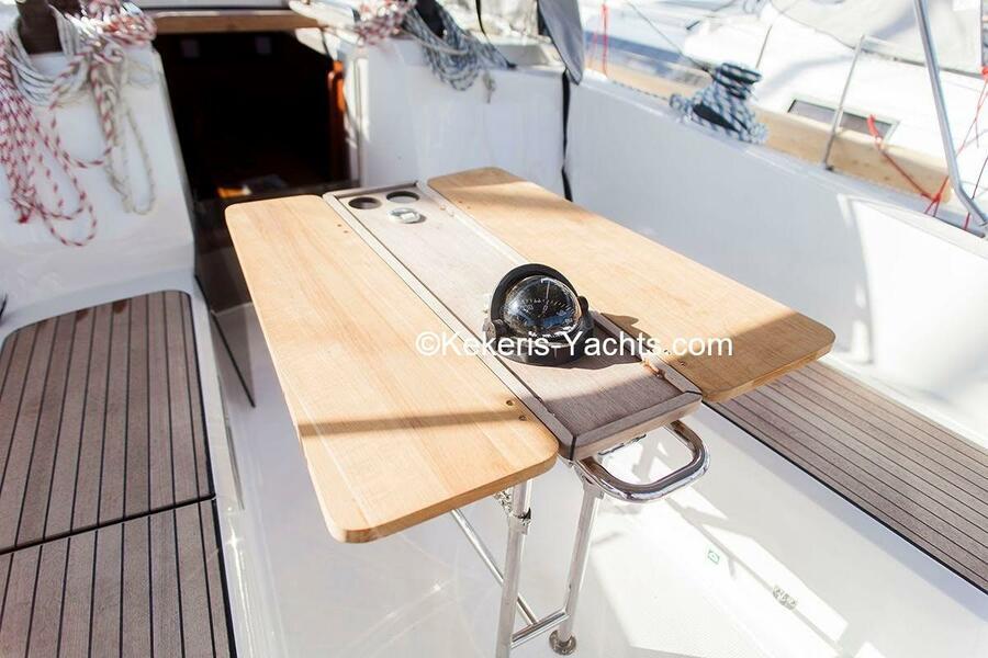 Cruiser 41 (Yvonne)  - 2