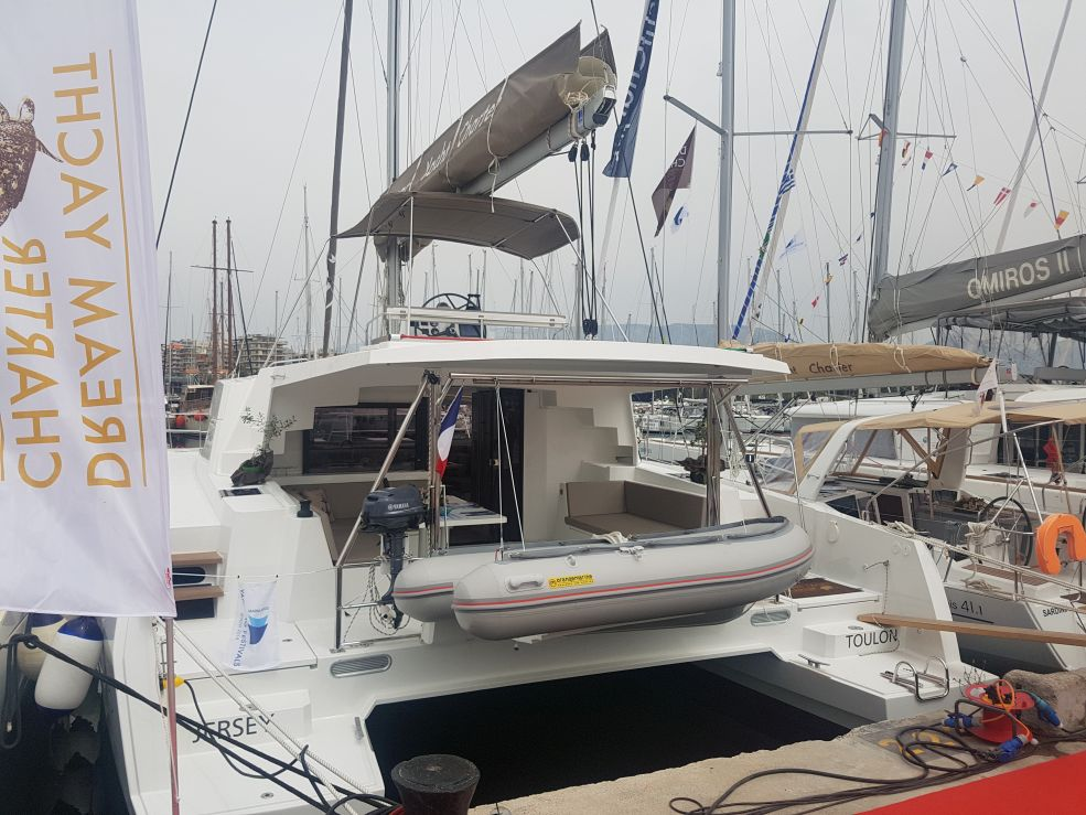Bali 4.5 with watermaker & A/C - PLUS (JERSEY)  - 4