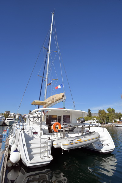 Lagoon 400 (ANANAS)  - 34