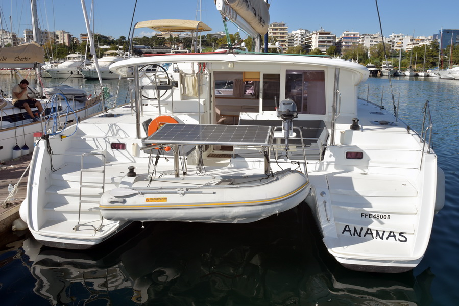 Lagoon 400 (ANANAS)  - 0