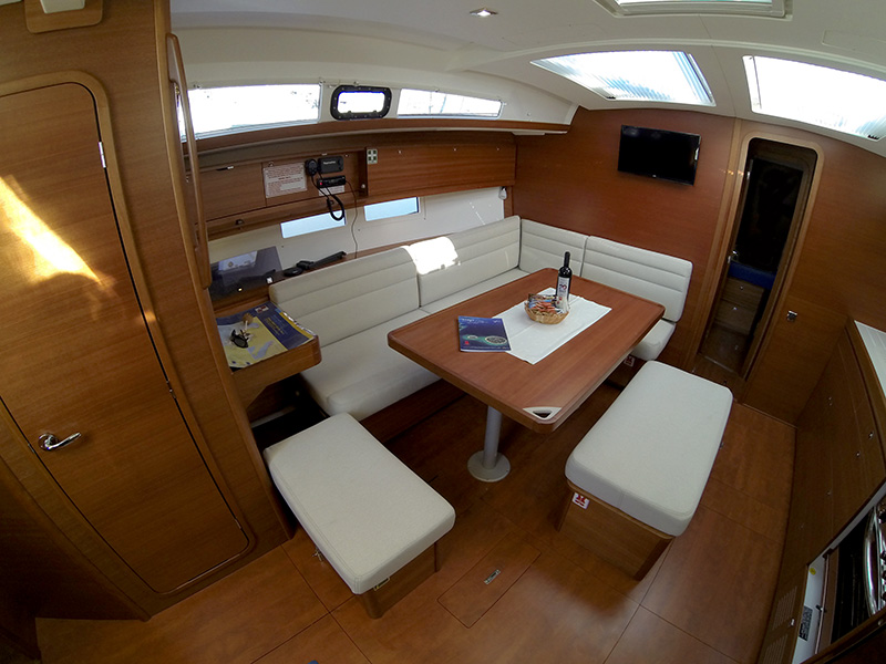 Dufour 460 Grand Large (PRIVATE DANCER II)  - 15