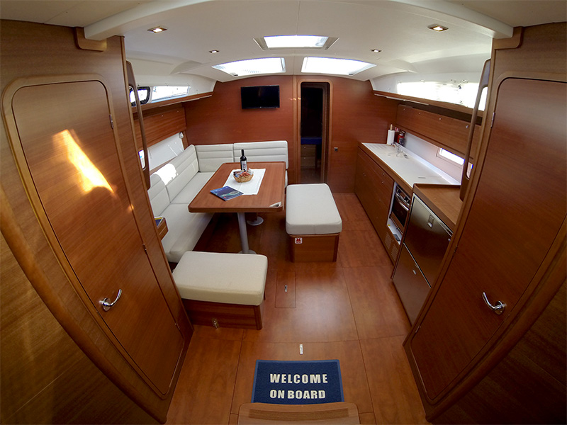 Dufour 460 Grand Large (PRIVATE DANCER II)  - 14