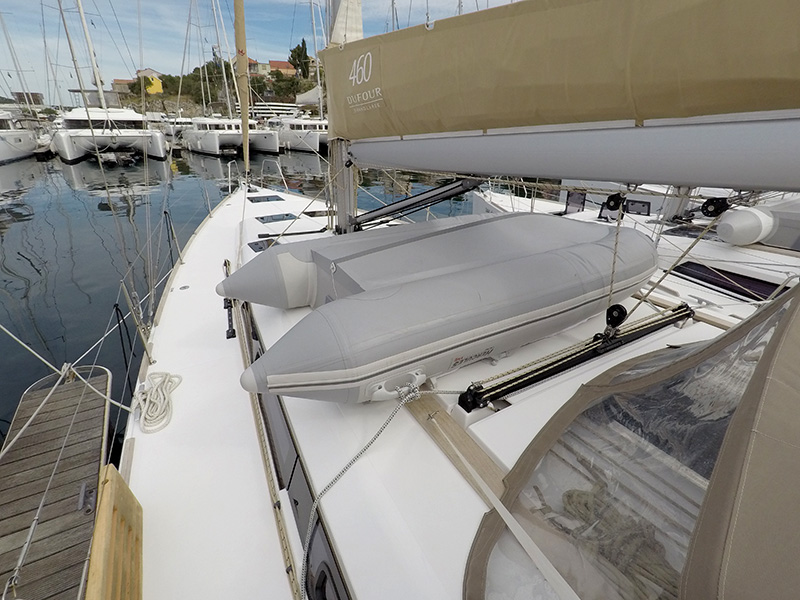 Dufour 460 Grand Large (PRIVATE DANCER II)  - 13