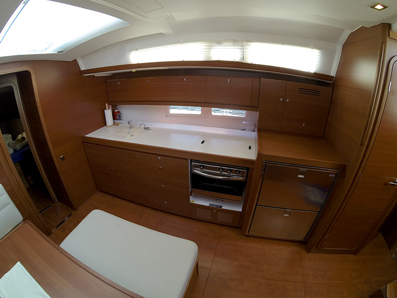 Dufour 460 Grand Large (PRIVATE DANCER II)  - 16
