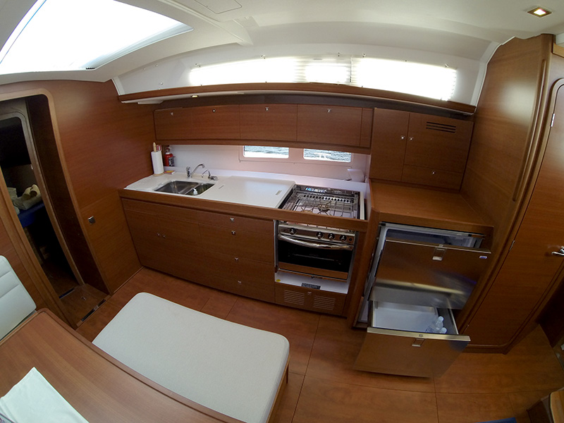 Dufour 460 Grand Large (PRIVATE DANCER II)  - 17