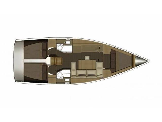 Dufour 382 Grand Large (Eleonora)  - 1