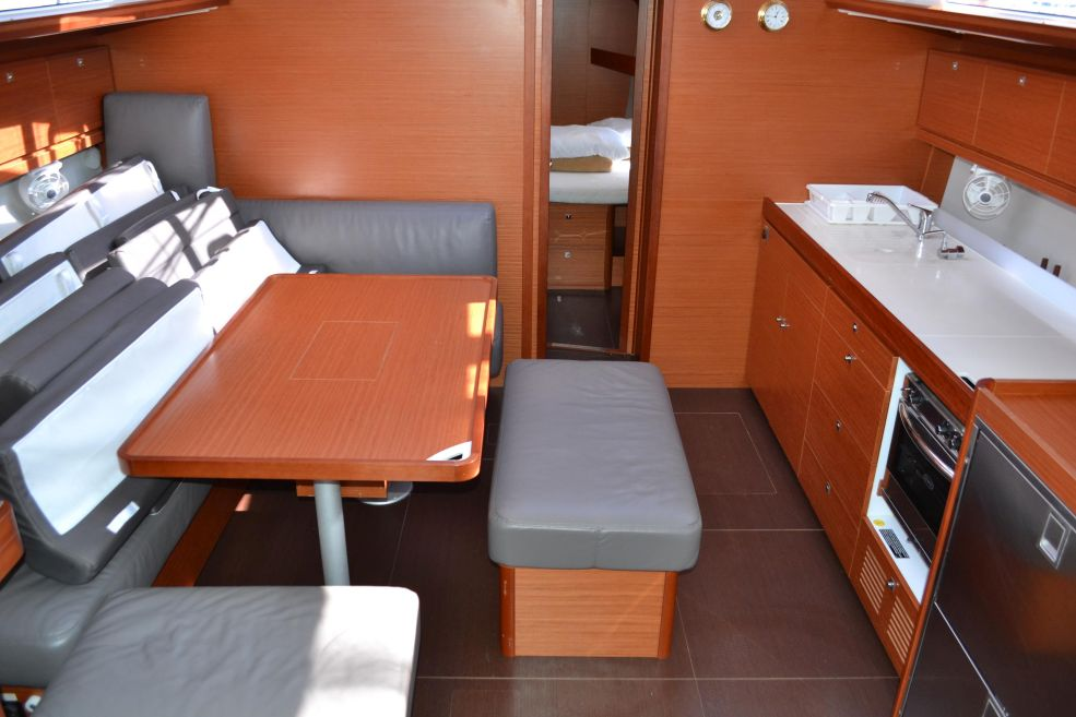 Dufour 460 GL Liberty (CYTHERE)  - 3