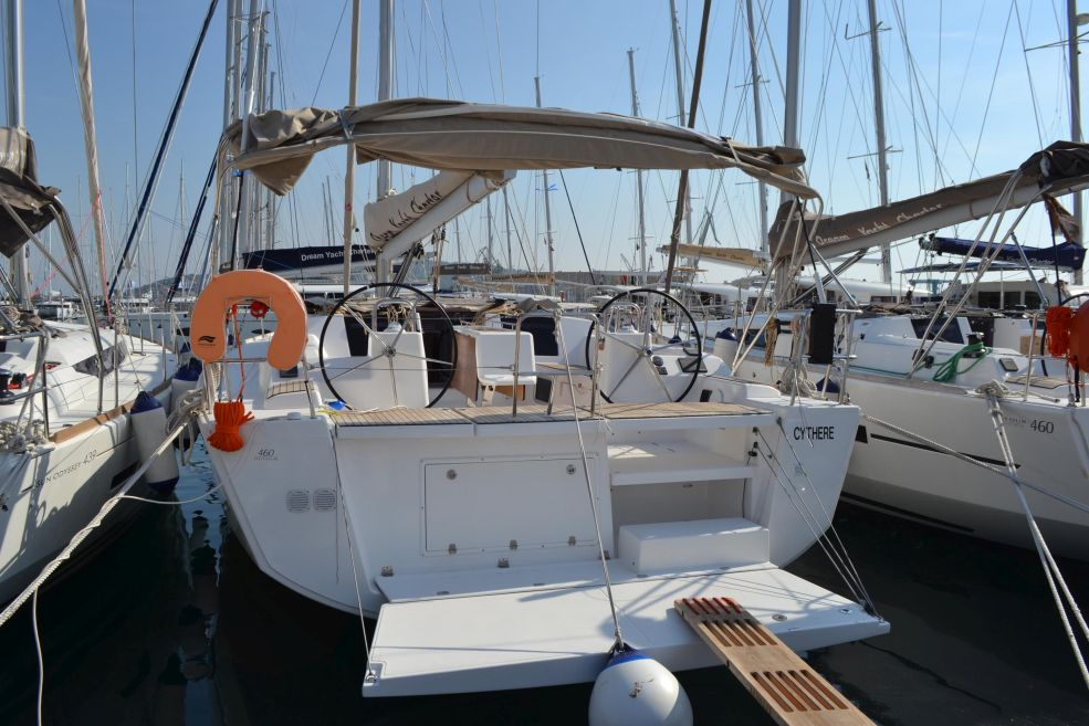 Dufour 460 GL Liberty (CYTHERE)  - 0