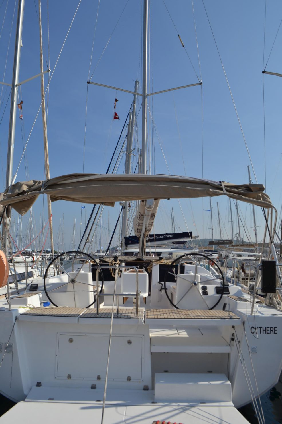 Dufour 460 GL Liberty (CYTHERE)  - 2